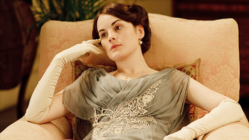 Lady Mary. Image from pbs.org