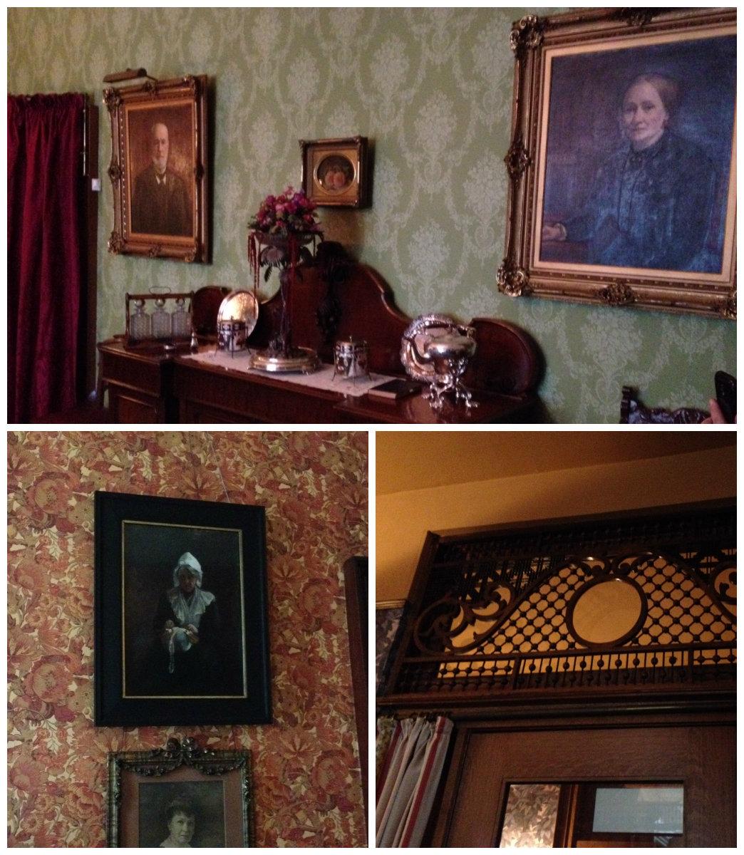Family Portraits of the Austin Family