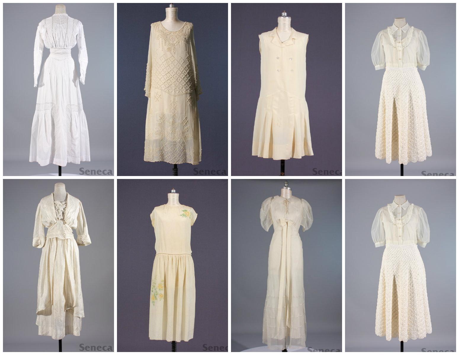 Dresses from Seneca Fashion Resource Centre