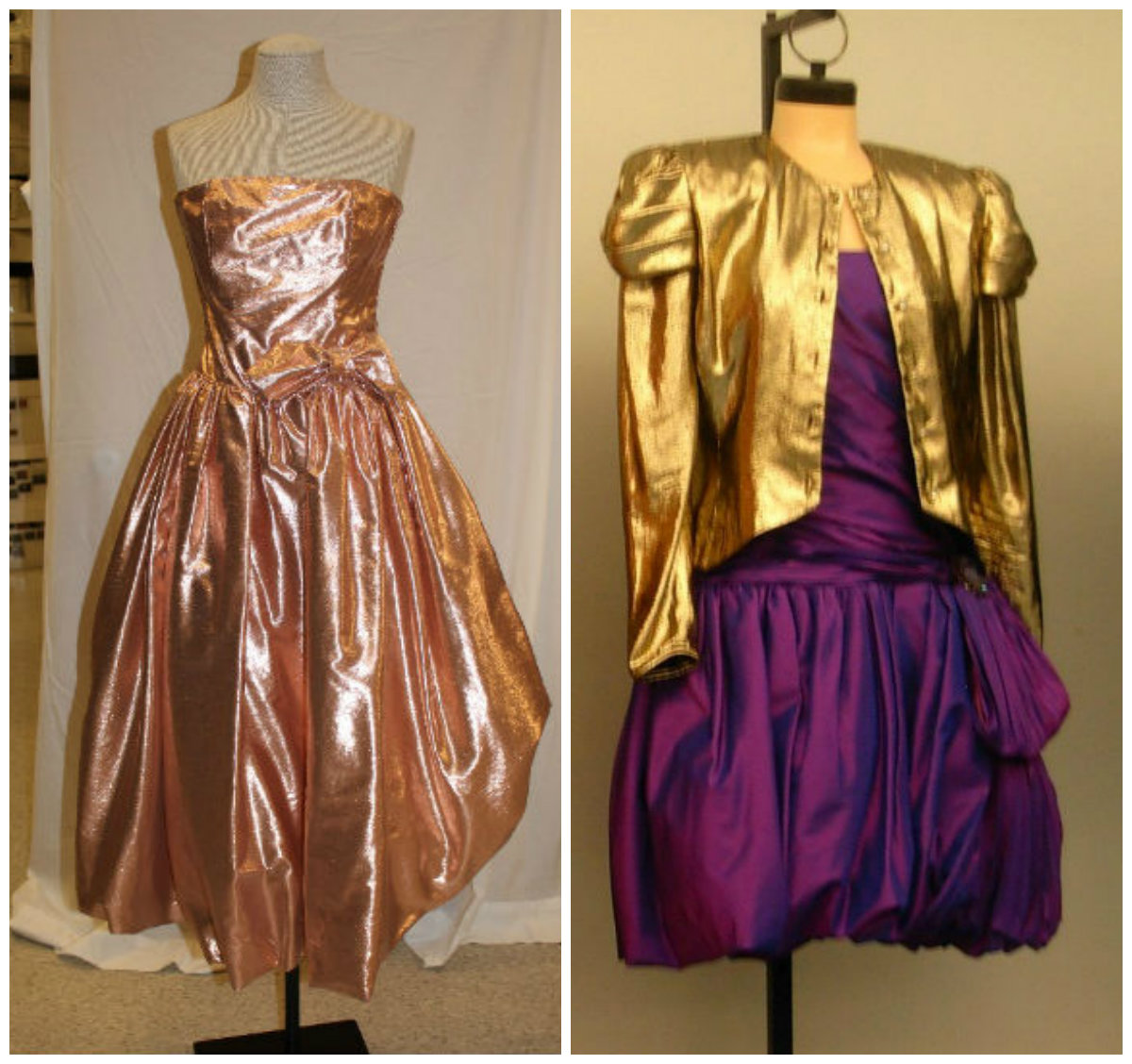 Seneca Fashion Resource Centre Costumes