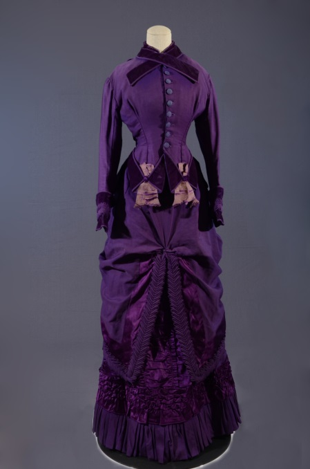 Victorian Dress from Seneca Fashion Resource Centre