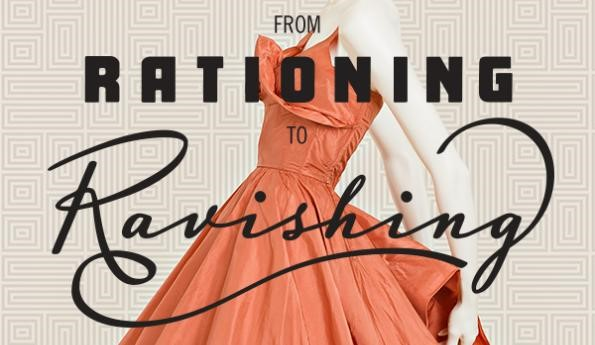 From Rationing to Ravishing exhibit at Museum of Vancouver, Image from www.museumofvancouver.ca