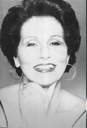 Claire Haddad (1924-2016)