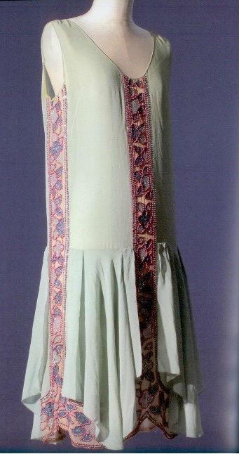 Dress from Seneca Fashion Resource Centre