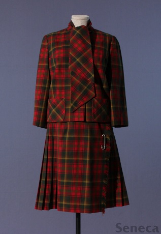 Tartan by David Weiser of the Highland Queen Company