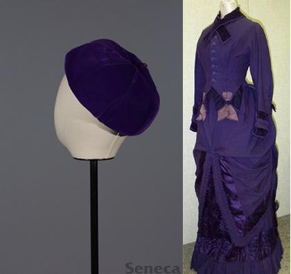 Photo of hat and dress