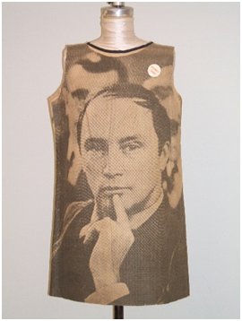 Trudeau Paper Dress