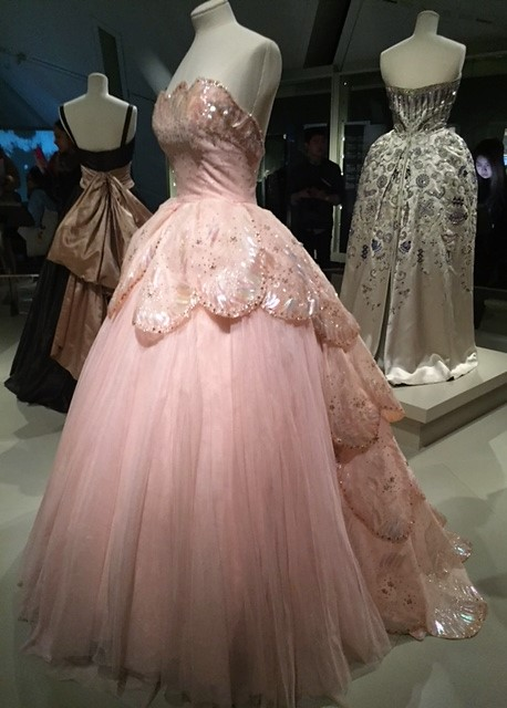 a3c5ac97de8 The frothy confection of pink silk tulle